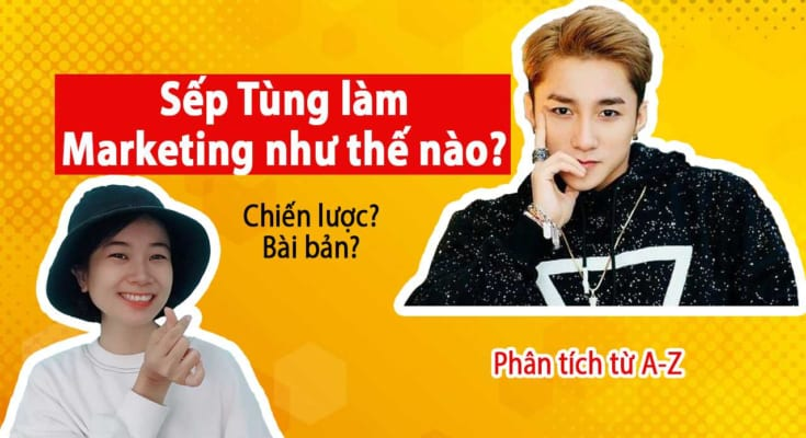 Son Tung MTP lam marketing nhu the nao